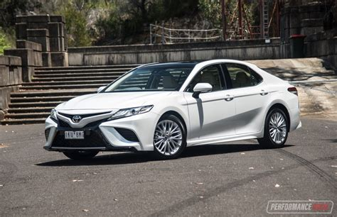 Review Toyota Camry by 2018 Toyota Camry Sl Review V6 2 5l