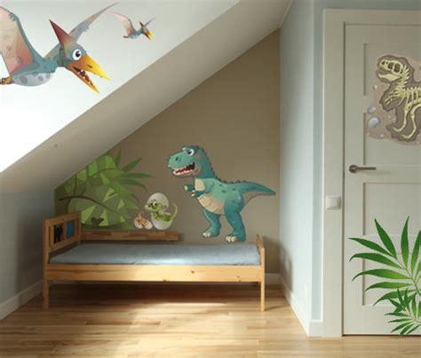 decore ta chambre sticker feuillage 02 vente stickers dinosaure pour