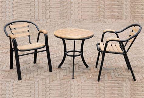 chaise fer forgé ikea salon de jardin terrasse chaise ikea meubles en bois fer forgé patio table et chaises en bois