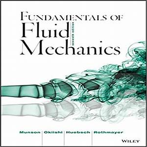 Solution Manual For Fundamentals Of Fluid Mechanics 7th