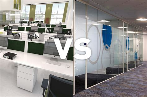 Office Space Vs The Office by Open Plan Vs Enclosed Office Space Procol