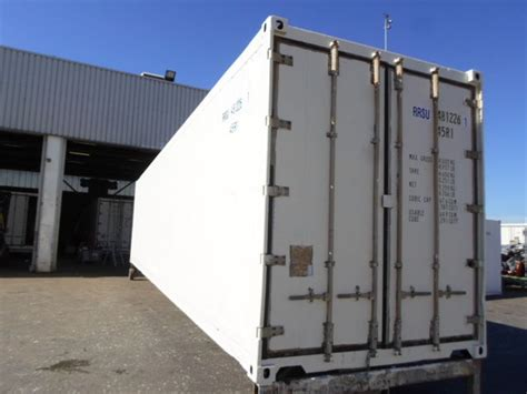 container chambre froide conteneur container contenair maritime et stockage 40