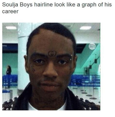 Soulja Boy Memes - funny hairline memes of 2016 on sizzle basketball