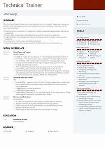 Free Resume Builder Trainer Resume Samples And Templates Visualcv