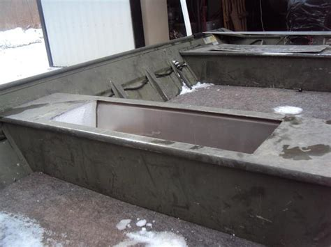Boat Livewell Use by Aftermarket Livewells For Aluminum Boats Search