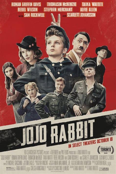 jojo rabbit  poster    imp awards