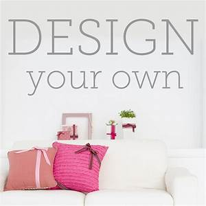 28 design your own wall decals design your own wall With make your own wall decal