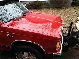 Find Used 1986 Chevy S10 4x4 V6 5 Speed Original Barn Find