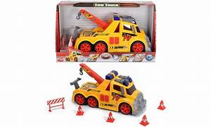 Dickie Toys Majorette Action Series Tow Truck With
