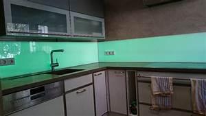 Küchen Wandpaneel Glas : highlight f r ihre k che led k chenr ckw nde aus glas glaserei besler ihre glaserei in ~ Frokenaadalensverden.com Haus und Dekorationen