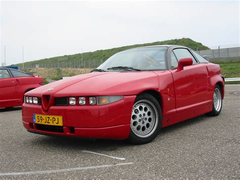 Alfa Romeo Sz Technical Specifications And Fuel Economy