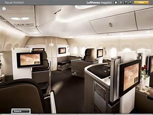 Pro Vita First Class T : einf hrung des neuen jumbo jet boeing 747 8 bei lufthansa ~ Bigdaddyawards.com Haus und Dekorationen
