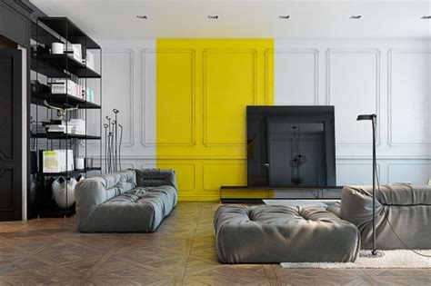 Say Yes To Yellow 4 Apartments That Flaunt Yellow Accents say yes to yellow 4 apartments that flaunt yellow accents