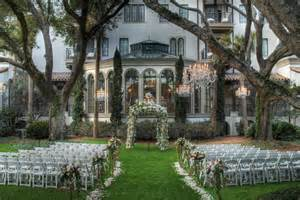 Wedding Venues In Savannah Ga