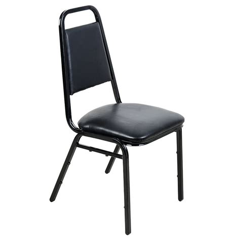 Stackable Banquet Chairs Used by Lancaster Table Seating Black Stackable Banquet Chair