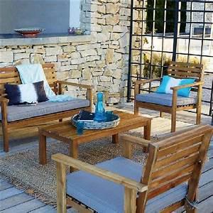 Salon De Jardin La Redoute : salons de jardin pas chers pour se relaxer cet t d co cool ~ Preciouscoupons.com Idées de Décoration