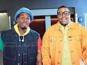 Kenan Thompson and Kel Mitchell Reunite for Comedy