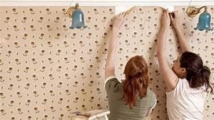 Comment Enlever Le Papier Peint : le secret pour d coller le papier peint facilement ~ Dailycaller-alerts.com Idées de Décoration