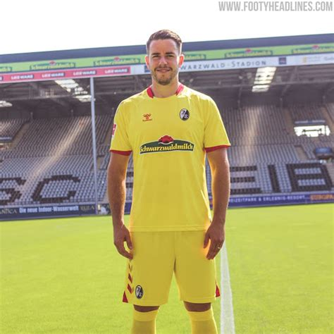 The shirt is based on the strike ii template, but comes in a custom color combination. SC Freiburg 20-21 Away & Third Kits Released - Footy Headlines