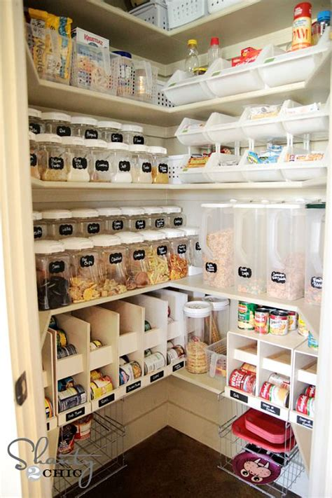 how to organize a large kitchen 8 organised pantries the organised 8766