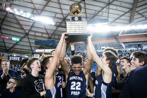 gonzaga prep rallies  federal    state boys