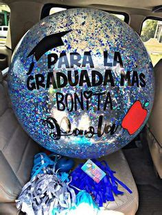 globos gigantes graduacion graduacion pinterest