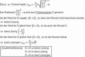 Lösungsmenge Berechnen : l sungen quadratische gleichungen viii ~ Themetempest.com Abrechnung