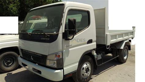 mitsubishi canter tipper truck  dubai autos
