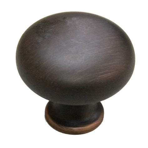 knobs for cabinets shop allen roth aged bronze cabinet knob at