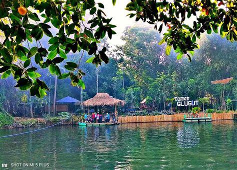 lokasi akses  tiket taman glugut wisata  jogja view