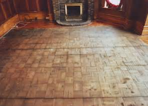 restoration and refinishing parquet and hardwood flooring southport merseyside