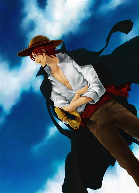 shanks  piece mobile wallpaper  zerochan