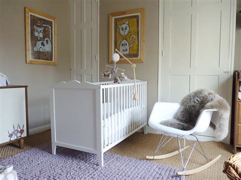 chambre bébé baby neutral white nurseries for both genders