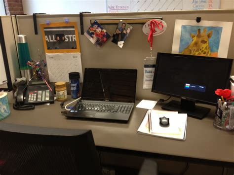 Ideas For Office At Work by How To Make Your Desk Feel A More Like Home