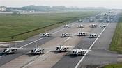 Kadena Air Base Shows Its Firepower During Surprise ...