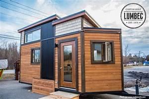 Tiny Houses De : 136 sq ft lumbec tiny house on wheels ~ Yasmunasinghe.com Haus und Dekorationen