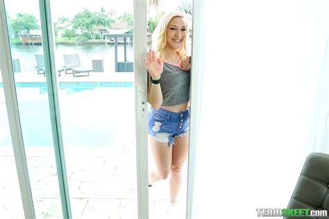 Shes New Daisy Lynne In Blonde Amateur Likes It Rough
