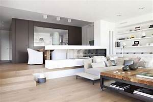 Décoration Appartement Moderne : d co appartement moderne ~ Nature-et-papiers.com Idées de Décoration