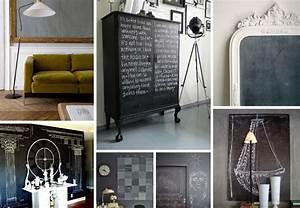 Vintage Frames Chalkboard DIY Ideas