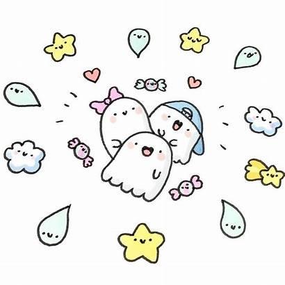 Doodles Kawaii Drawings Happy Kirakiradoodles Paint Instagram