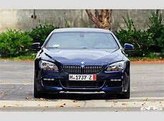 "Deep Sea Blue BMW 6 Series Gran Coupe Rides on 22"" Wheels"