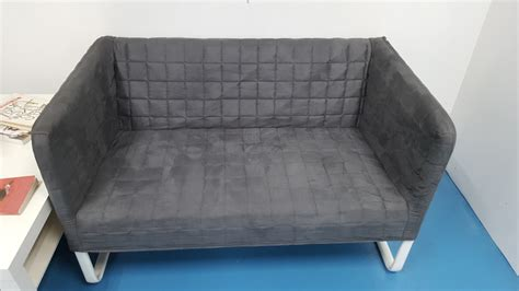 knopparp loveseat ikea furniture review experience point