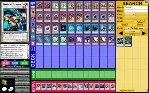 Junk Warrior Deck 2015 r f my synchron spam deck for locals yugioh