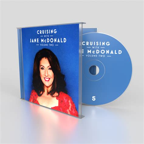 New Album out now Cruising with Jane McDonald Vol.2