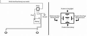 5 Pin Wiring Diagram