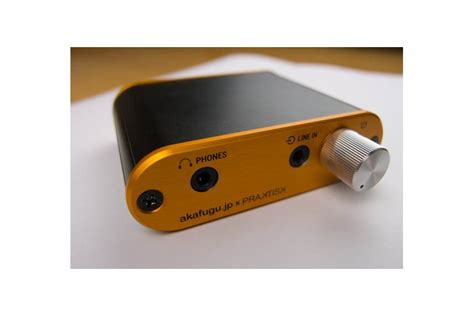 Cmoy Headphone Amplifier With Deluxe Enclosure From