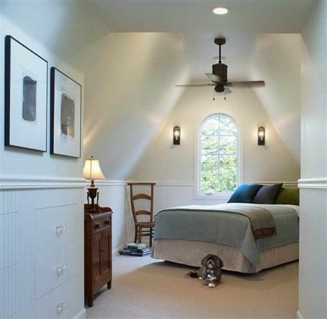 modernes schlafzimmer dachschraege als kleine schlafzimmer