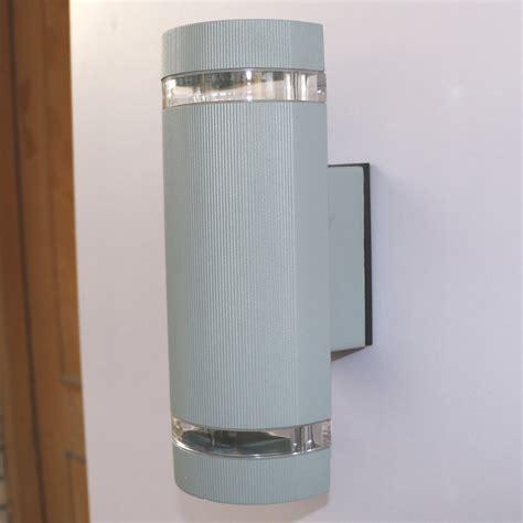 14w semi cylinder up indoor outdoor exterior garden