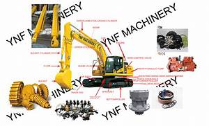 Excavator Parts And Breaker Parts Supplier