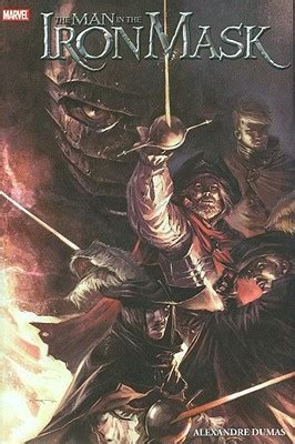 man   iron mask  roy thomas reviews discussion bookclubs lists